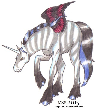 Shaucayba, Crystal Unicorn